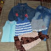 одежда для девочки р.104-110-116