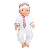 Кукла пупс копия Baby Born в украинской одежде. 8 функций. бейби борн, беби бон baby doll дол