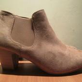 Женские ботинки Graceland . р. 38. Оригинал