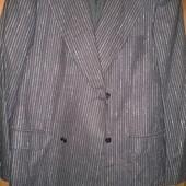 Стильный итальянский костюм FrancescoSmalto р.50
