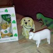 Фигурки игрушки динозавр