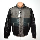 Мужская демисезонная куртка. Манжет. 46-54-й