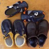 деми обувь на р. 21,22,23 в идеале. подробные фото мокасины ботинки тапочки zetpol
