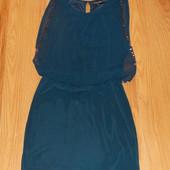 Фирменное шифоновое платье для девушки , размер 10 (46)