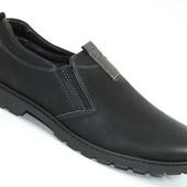 Мужские классические туфли Dual Black