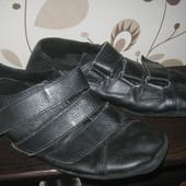 Продам  мужские кожаные туфли-мокасины!!