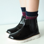 Кожаные Ботинки Mrugala 31-38 Размеры 2 цвета