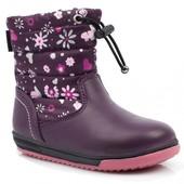 ботинки демисезонные для девочки 24 25 размер