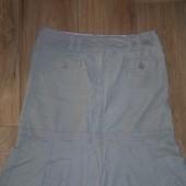 Вельветовая юбка George размер L, XL