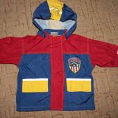 курточка - дождевик 74-80 р