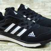 Adidas Мужские кроссовки Адидас замшевые