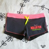 Крутые шорты от Hollister, размер XL (маломерят).