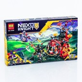 """Конструктор Nexo Knights Bela 10489 """"Джестро-мобиль"""" 675 деталей"""