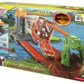 Супер цена трек Thomas daring dragon drop от Fisher price оригинал