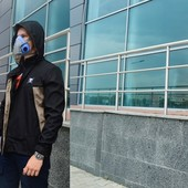 Мужская куртка Ветровка Centurion 2 цвета на осень