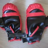 Перчатки для бокса на 3-5 лет