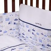 Постельный комплект Mioo Cars 7 эл бесплатная доставка