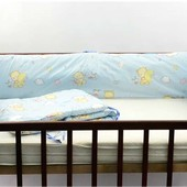 Защита в кроватку