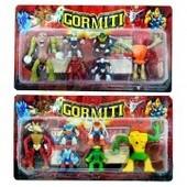 Комплект фигурок Gormiti