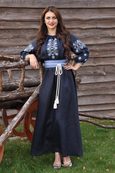 Платье сукня з вишивкою фото №1