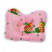 Ортопедическая подушка для новорожденных «Бабочка»