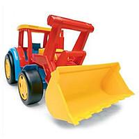 Трактор 66000 тигрес wader фото №1