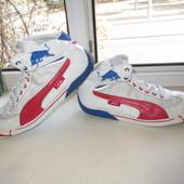 Кожаные кроссовки Puma 43 р.Оригинал