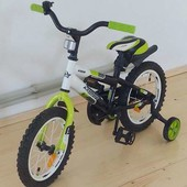 Азимут Стич Детский велосипед Azimut Stitch 3-6років