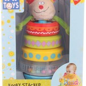Развивающая игрушка Taf Toys Пирамидка Куки