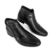 Классические зимние ботинки AvA 24 кожа!