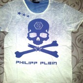 Philipp Plein Футболка новая!