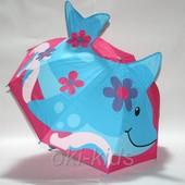 Зонтик детский, Дельфин.