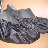 Бахилы для обуви из плащёвки, крепкие, удобные