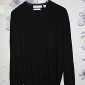 Шерстяной свитер Calvin Klein