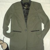 отличный новый блейзер удлиненный пиджак от Vila,коллекция 2015, р.М