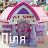 Домик для кукол 5588A Pet Shop