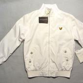 Белая курточка Lyle&Scott, S