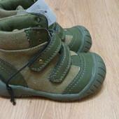Демисезонные ботиночки Mothercare. Англия