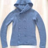 мужская кофта с капюшеном Bershka S