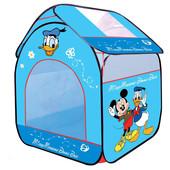 Детская палатка домик Микки и Дональд