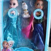 Набор кукол Frozen Анна и Эльза XF816