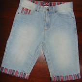 Фирменные стильные брендовые шорты бриджи капри Lee Cooper (Ли Купер)