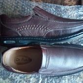 Полностью кожаные туфли Германия