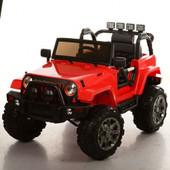Детский электромобиль 3155Ebr-3, красный