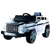 Детский электромобиль Рендж Ровер M 3174 Ebr-1,белый