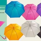 Зонт 6 видов, клеенка с теснением  73см E12809