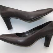 Туфли кожаные женские размер 5 наш 38 (M&S)