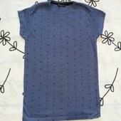 Крутая синяя футболка Cedar Wood State, размер S