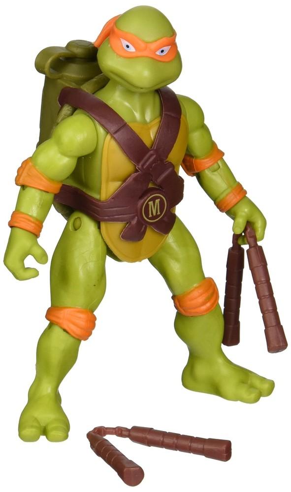 Черепашки ниндзя микеланджело плеватель teenage mutant ninja turtles фото №1