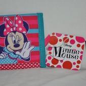 Кошелек детский оригинальный с Минни Маус Дисней Disney
